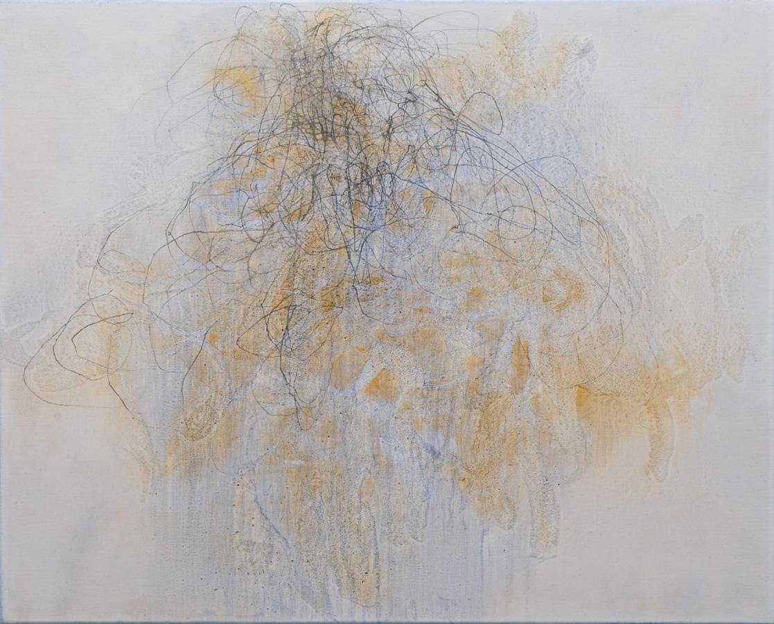 80x100 cm mixed media on canvas 2016