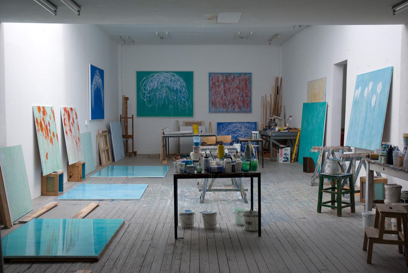 Eric Hirdes Atelier 2016